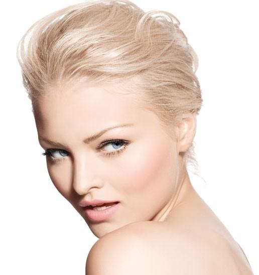 Maquillage nude : résultat