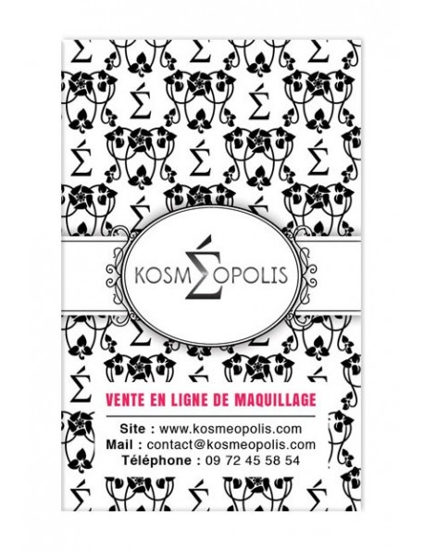 Carte cadeau Kosmeopolis.com