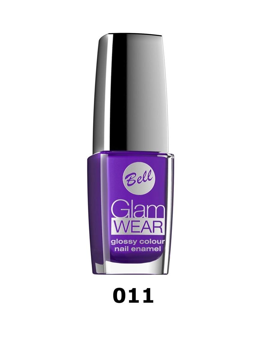 Vernis à ongles intense violet