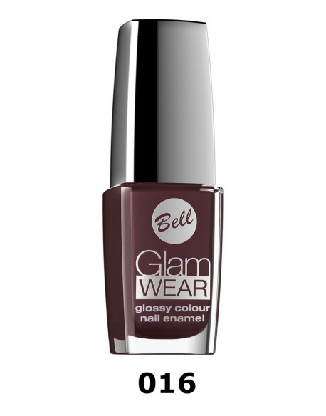 Vernis à ongles intense marron