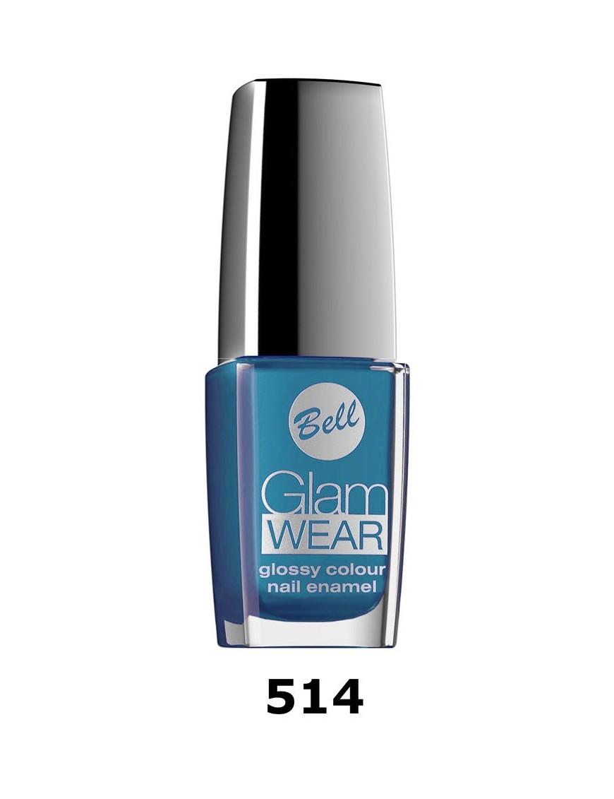 Vernis à ongles intense bleu acier