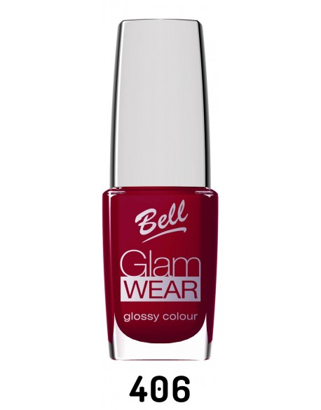Vernis à ongles intense rouge andrinople