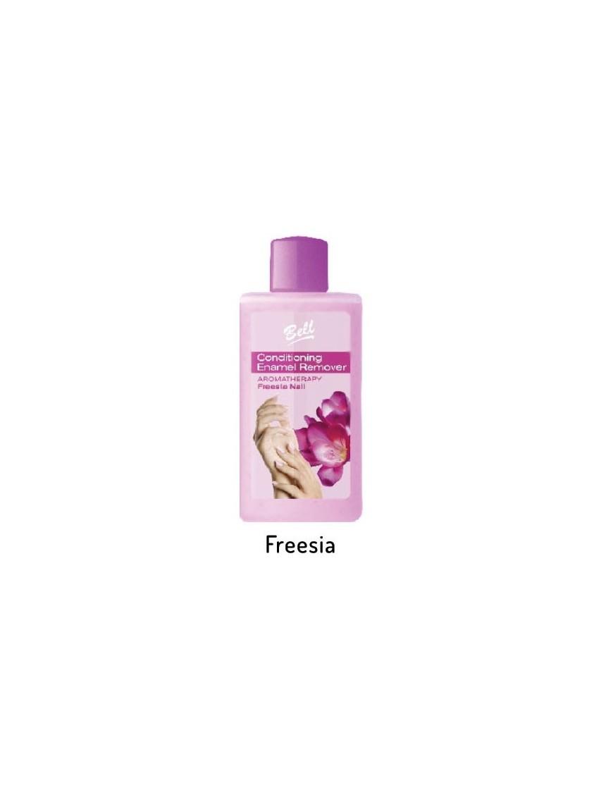 Dissolvant sans acétone parfum freesia