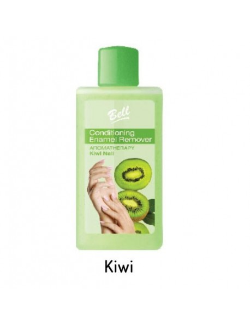 Dissolvant sans acétone parfum kiwi