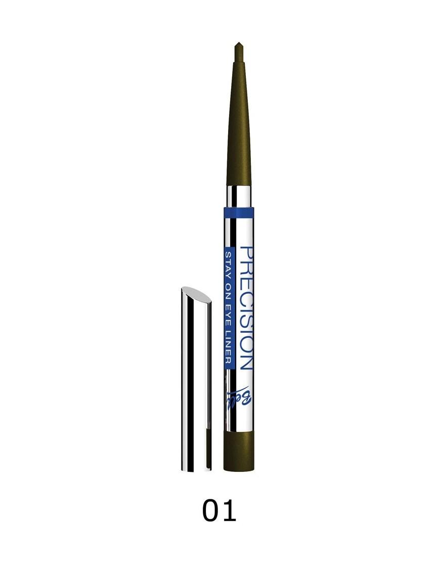 Crayon Eye-Liner Précision Couleur-N° 01 - Kaki