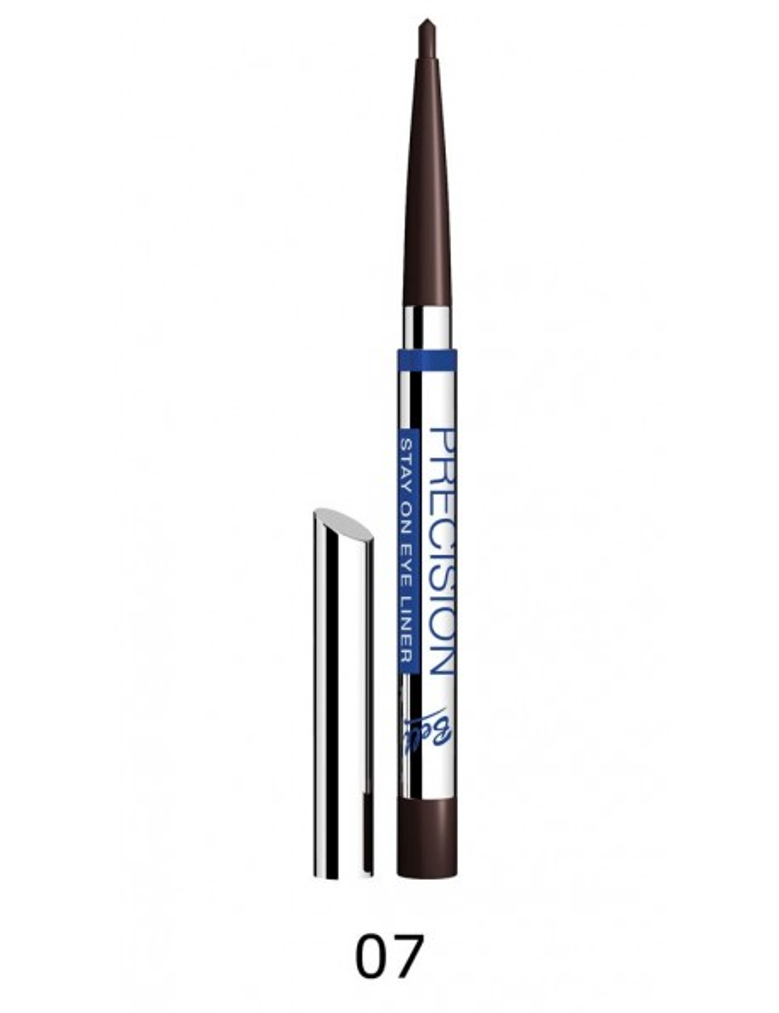 Crayon Eye-Liner Précision Couleur-N° 07 - Brun