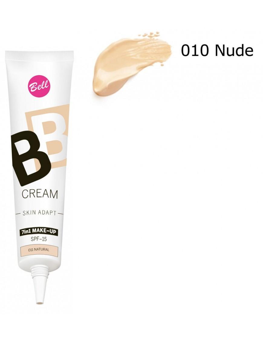 BB crème teint clair