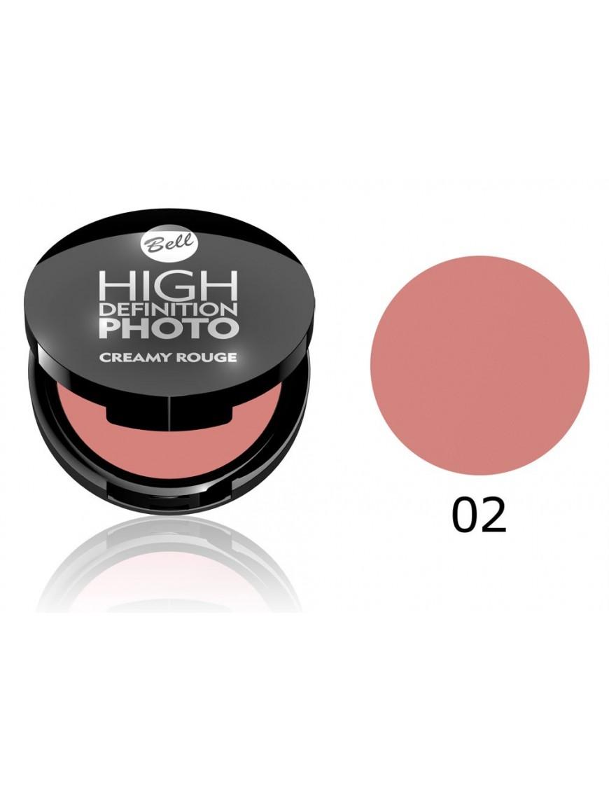 Blush HD crémeux rosé