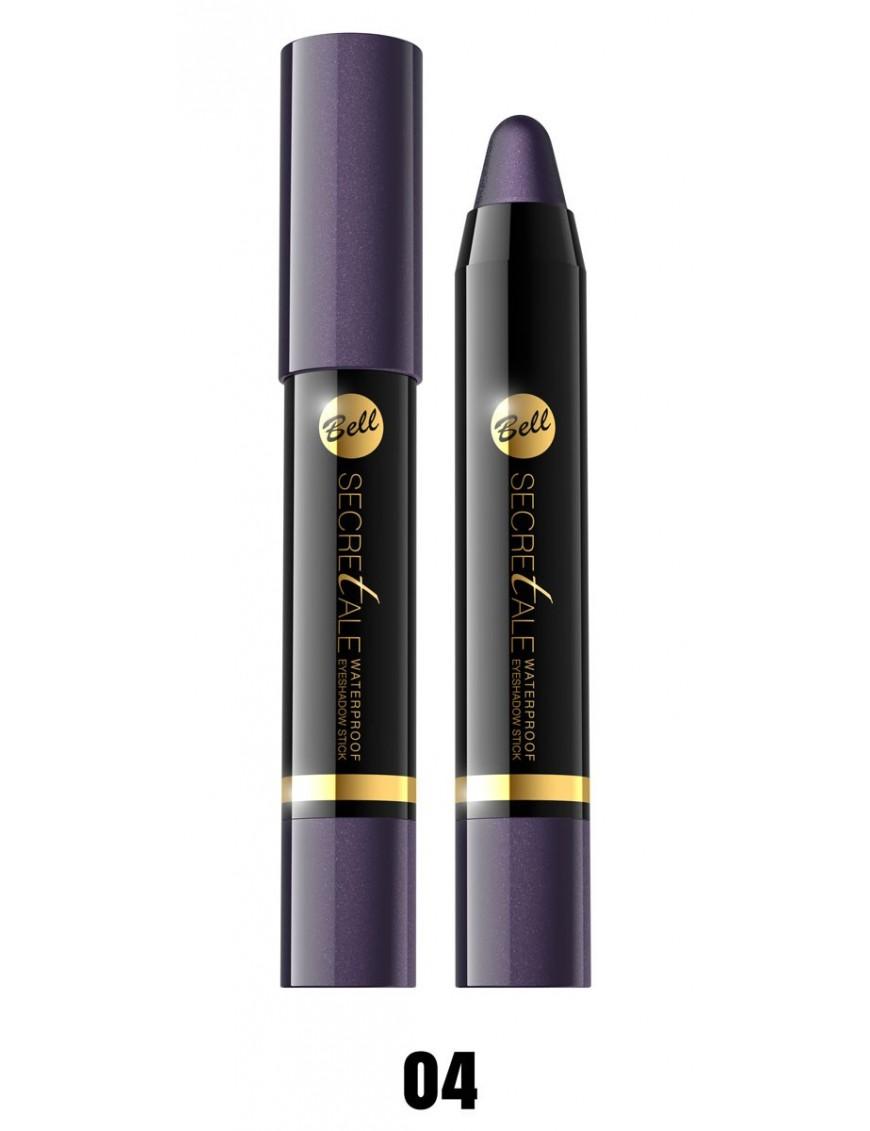 Fard jumbo waterproof irisé violet