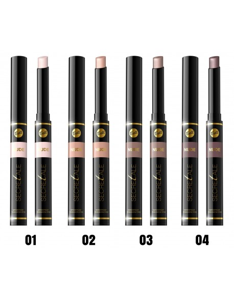 Fard nude waterproof en stick
