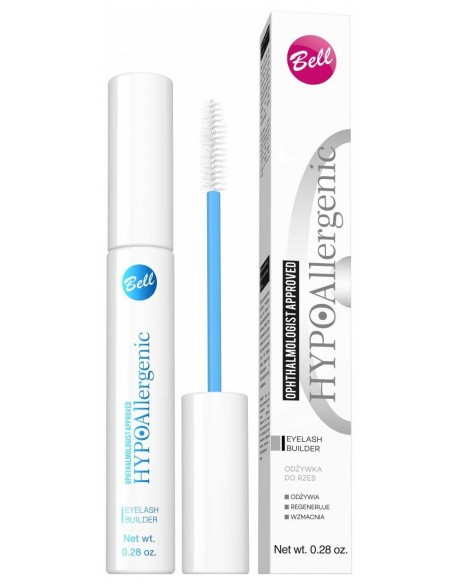 Mascara transparent - soin hypoallergénique