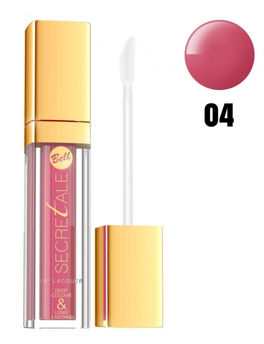 Laque à lèvres rose/corail
