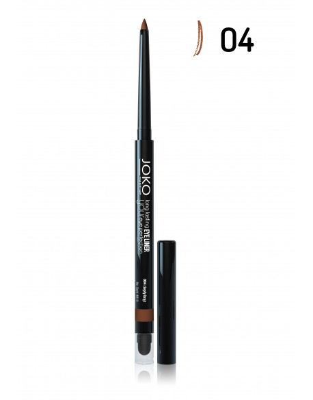 Crayon eye-liner automatique marron clair