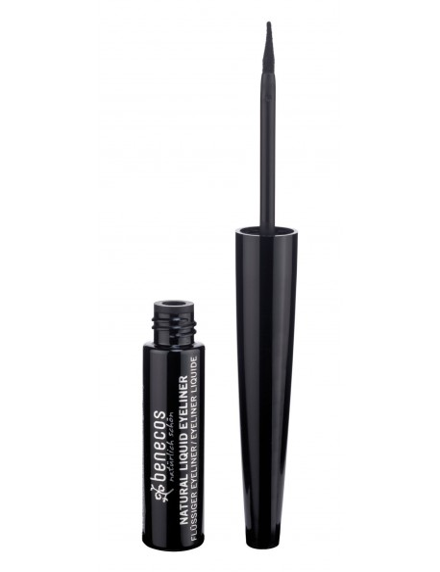 Eye-liner liquide noir naturel