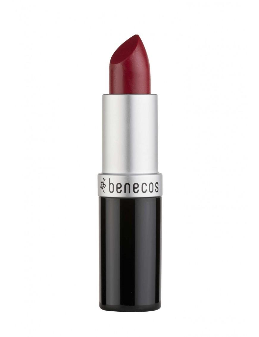 Rouge à lèvres naturel rouge
