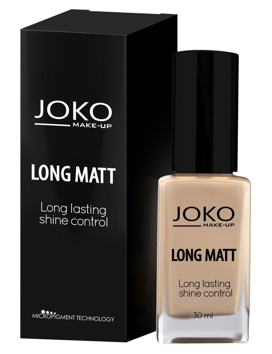 Fond de teint pompe Long Matt