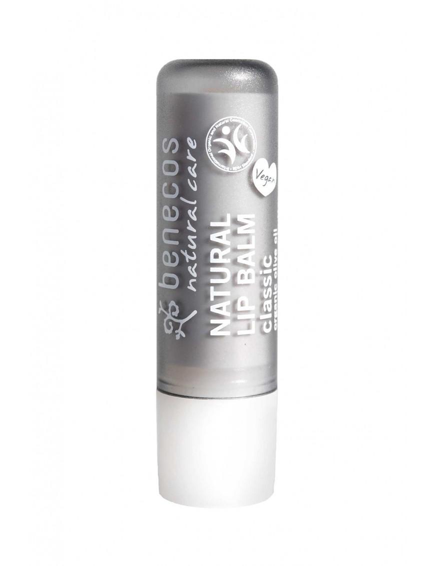 Baume à lèvres naturel parfum nature