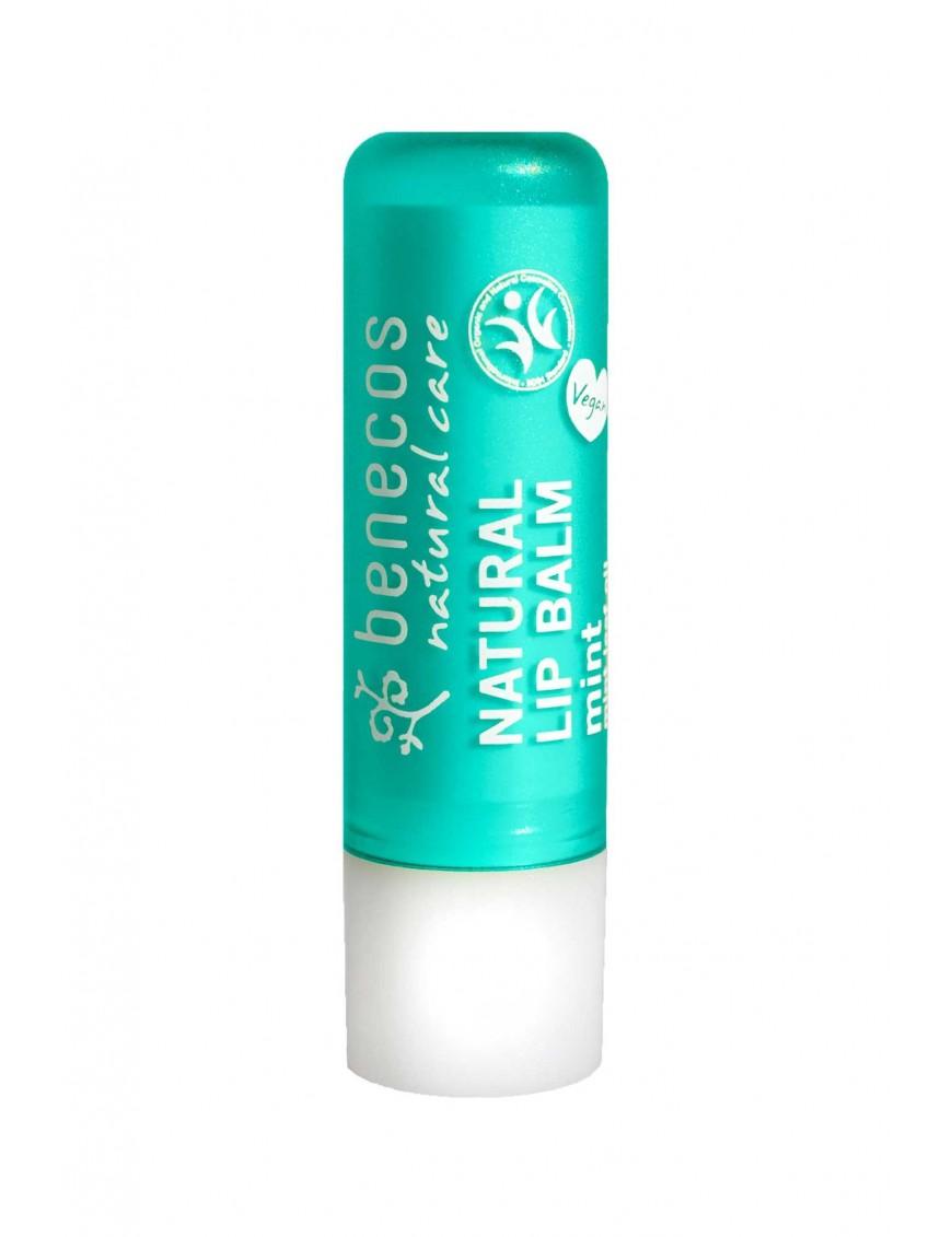 Baume à lèvres naturel parfum menthe