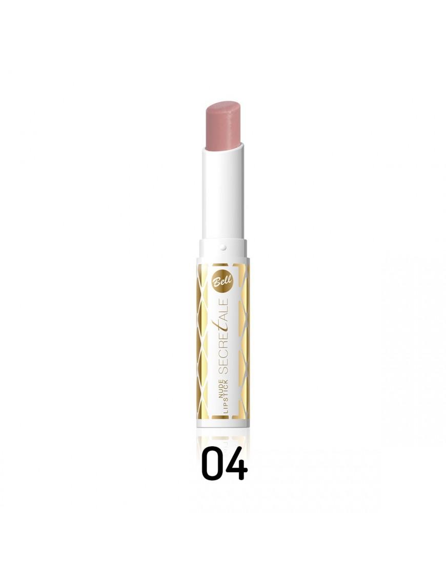 Rouge à lèvres nude rosé
