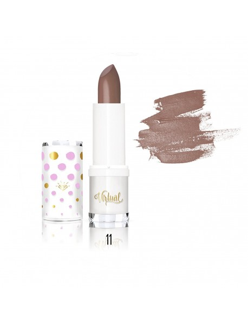 Rouge à lèvres chocolat au lait
