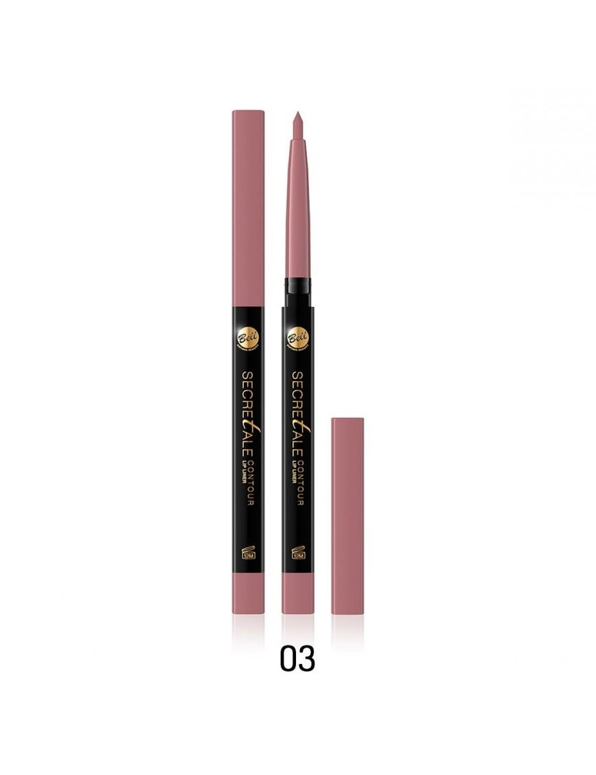 Crayon contour des lèvres bois de rose