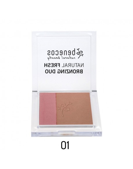 Bronzer blush naturel