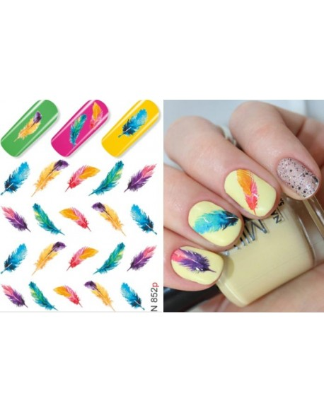 Stickers pour les ongles