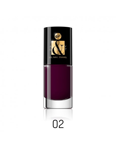 Vernis All Day & Night aubergine