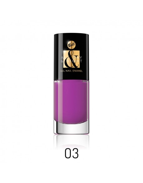 Vernis All Day & Night violine