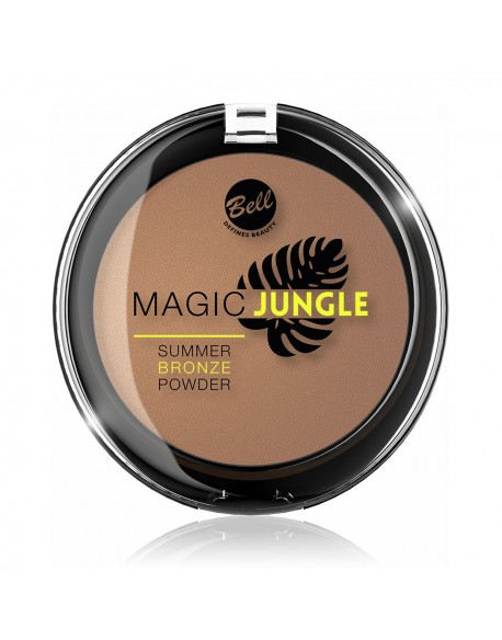 Poudre bronzante Magic Jungle
