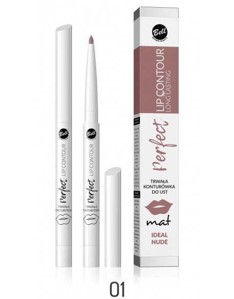Lip liner waterproof nude