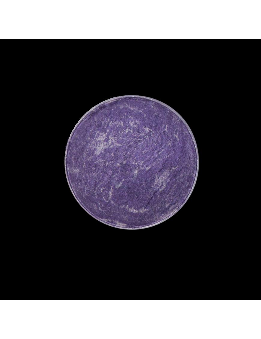 Recharge fard à paupières violet marbré