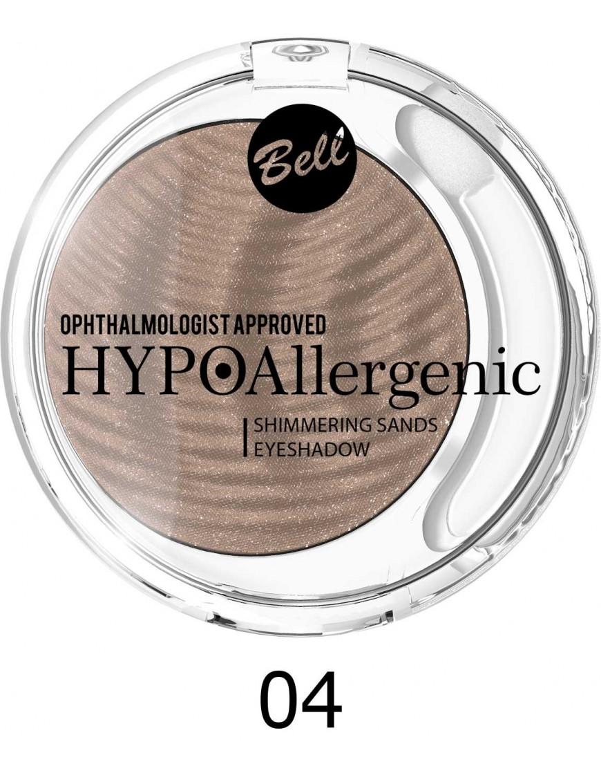 Fard à paupières hypoallergénique brun