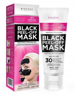 Black mask au charbon