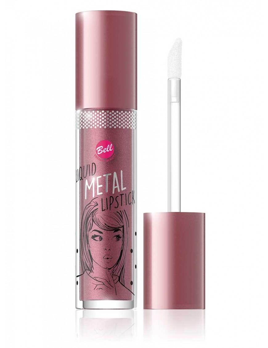 Rouge à lèvres liquide métallique
