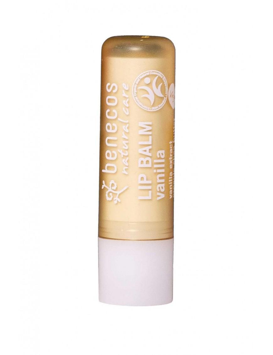 Baume à lèvres naturel vanille
