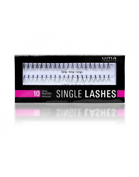 Faux cils unités Single Lashes