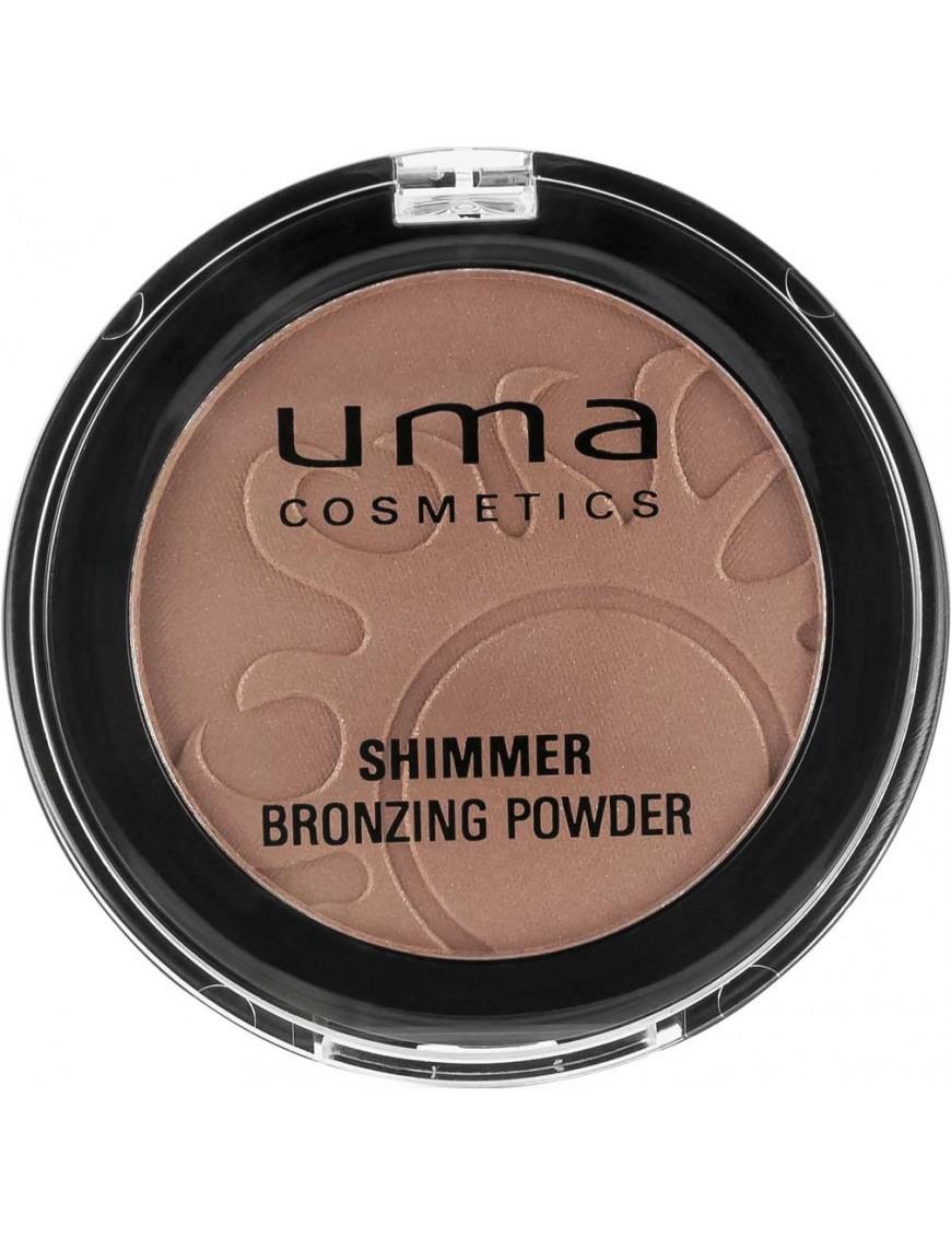 Poudre bronzante lumineuse UMA Cosmetics