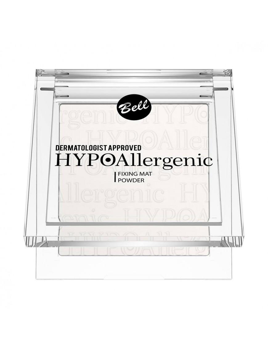 Poudre transparente hypoallergénique