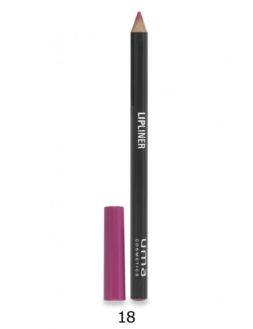 Lip-liner classique en bois rose