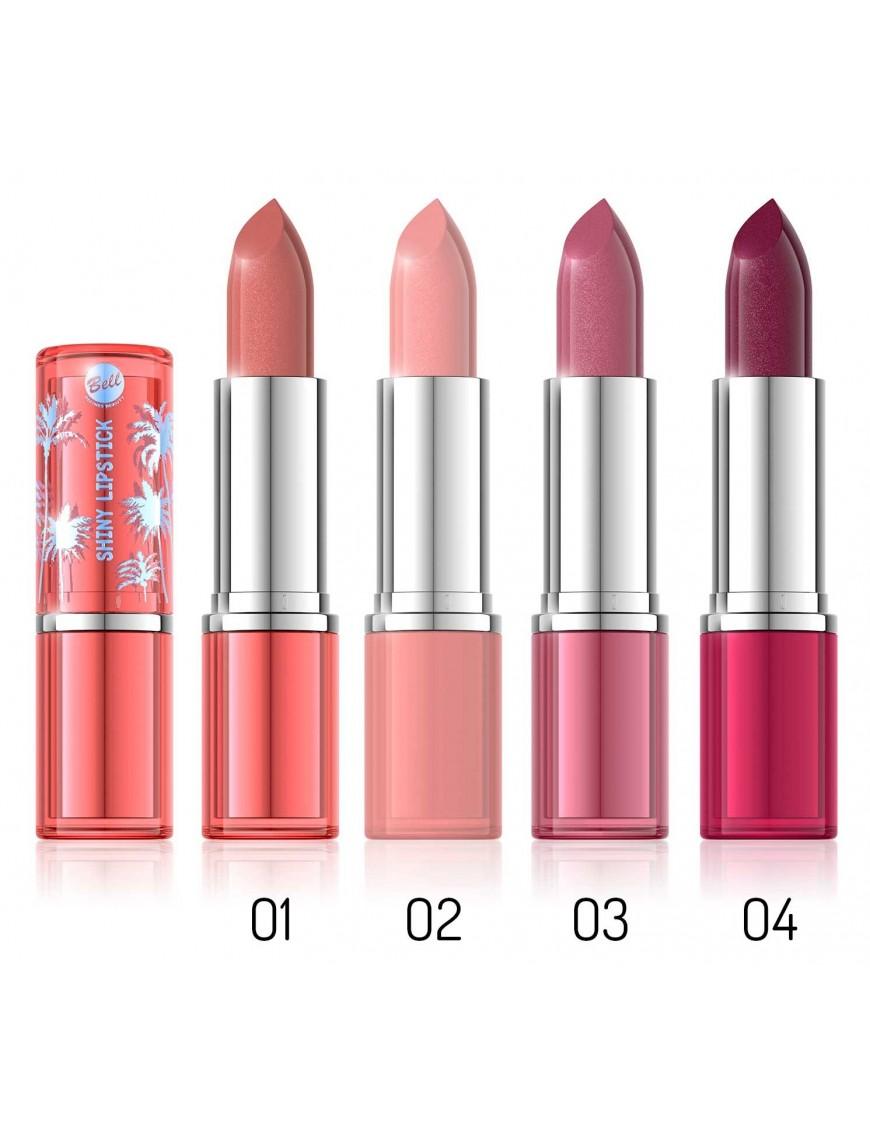 Rouge à lèvres shiny