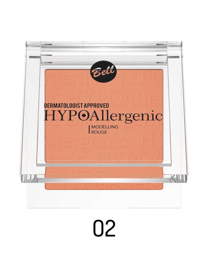 Fard à joues velouté hypoallergénique abricot