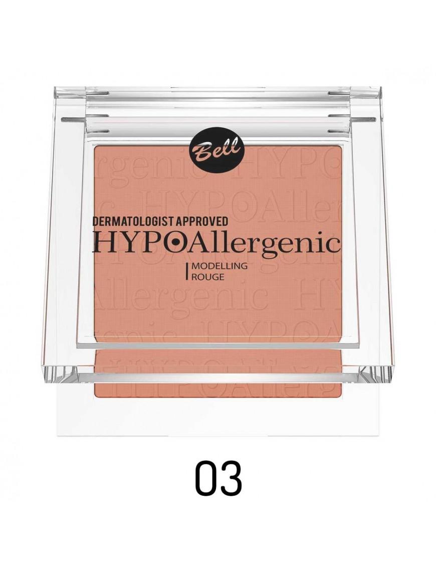 Fard à joues velouté hypoallergénique rose