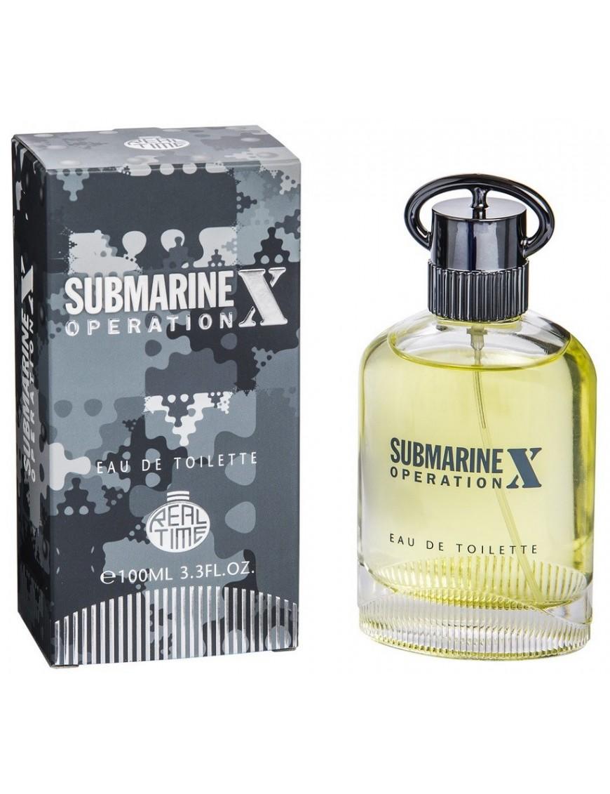 Submarine Operation X