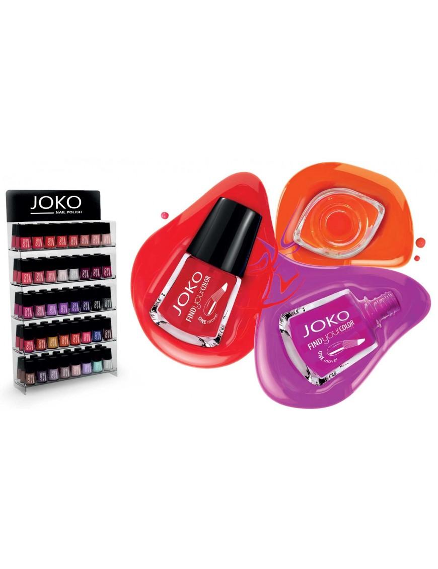 Présentoir vernis à ongles 40 couleurs