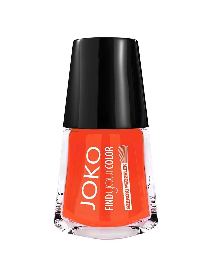 Vernis à ongles brillant spicy orange