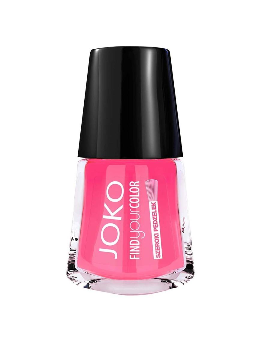 Vernis à ongles brillant crazy pink