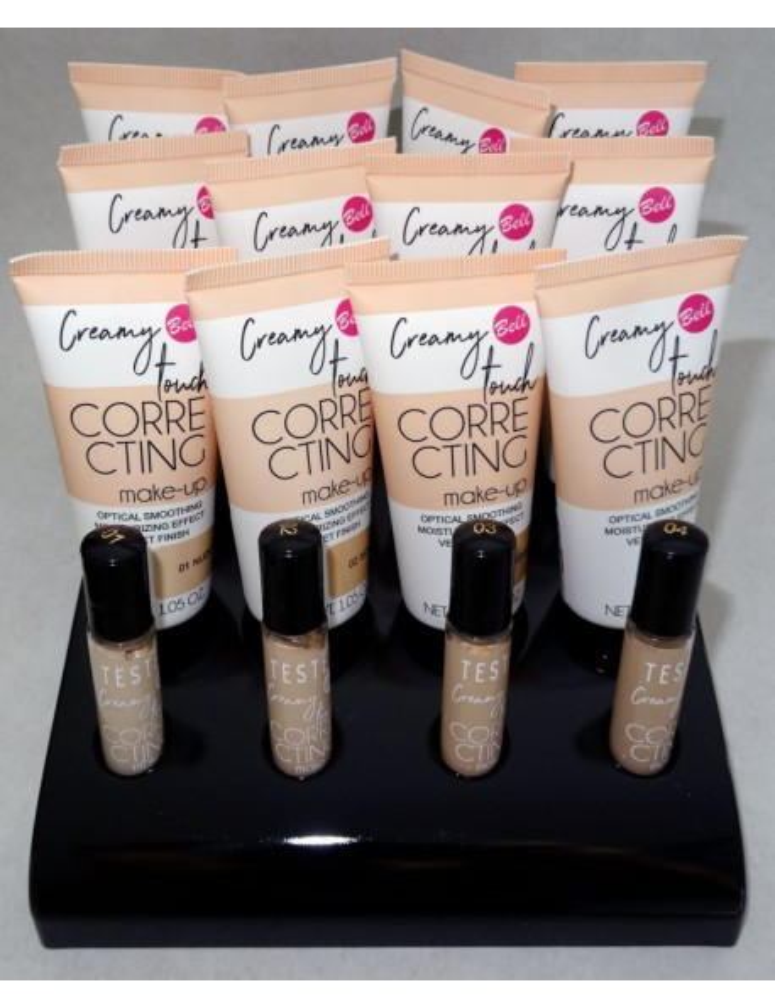 Présentoir Creamy Touch Correcting Make-Up