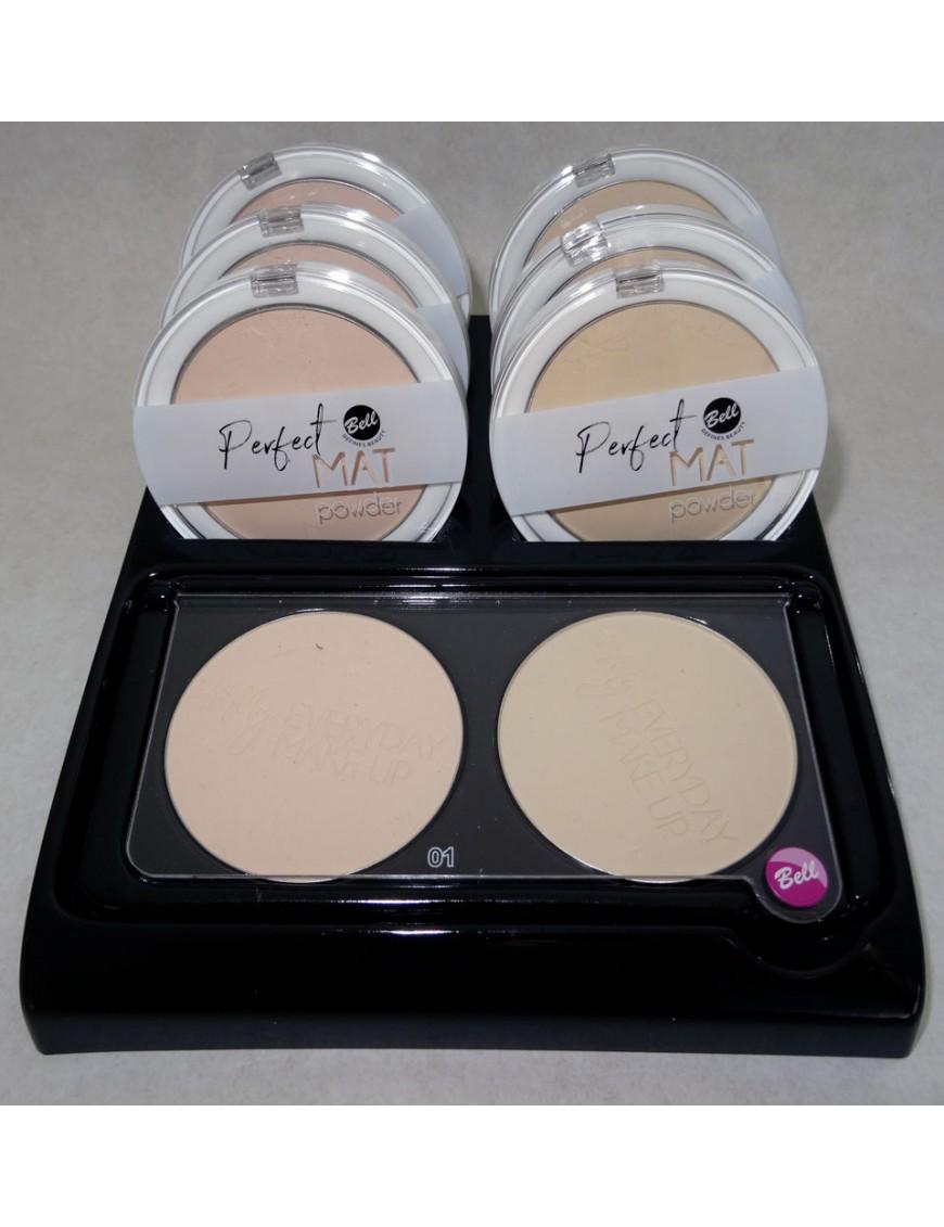 Présentoir Perfect Mat Powder 01
