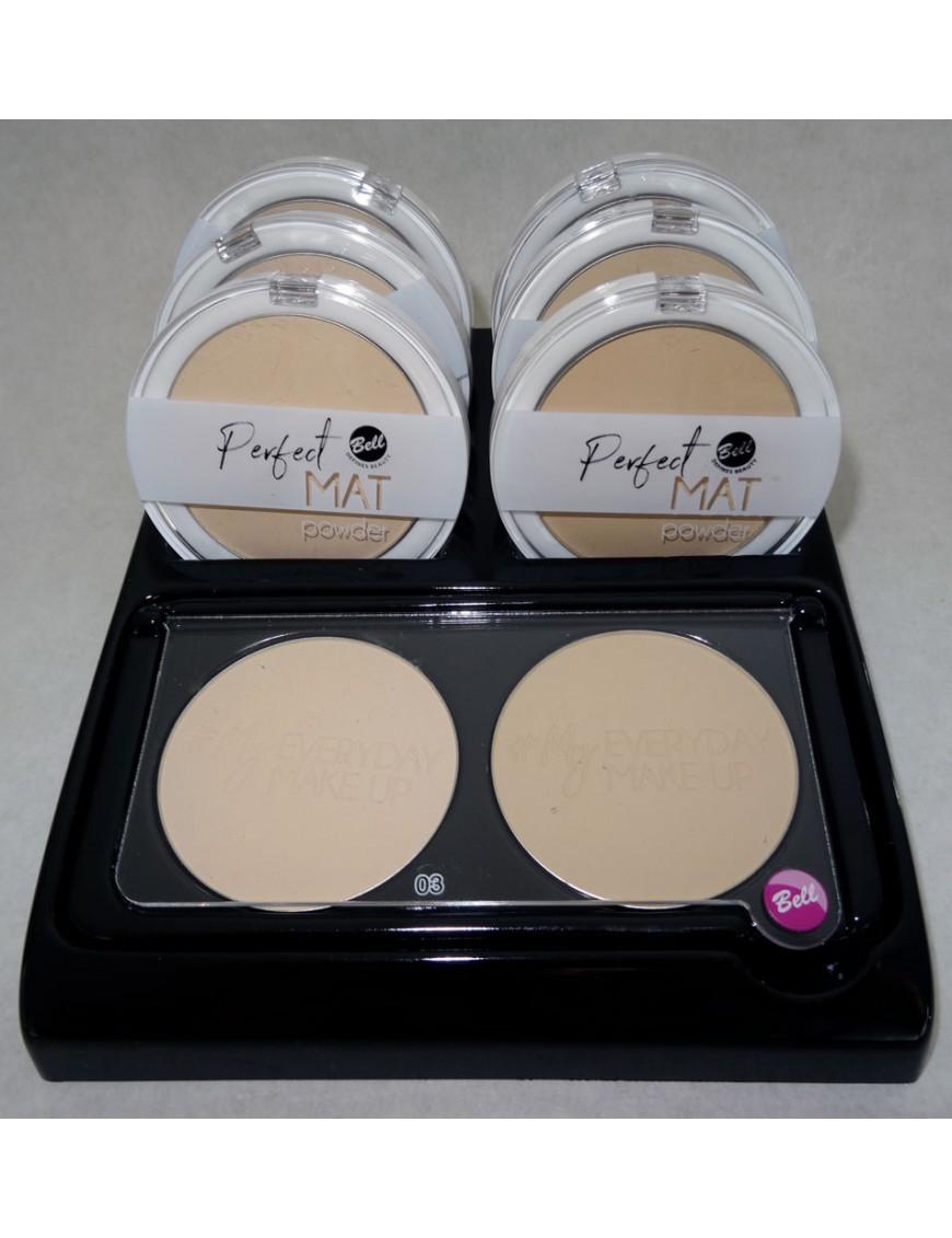 Présentoir Perfect Mat Powder 02